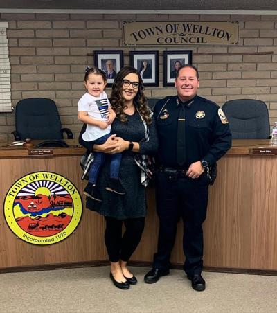 Wellton Police Chief David Rodriguez (copy)