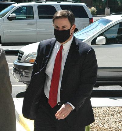 Ducey: Mayors allowed to require face masks