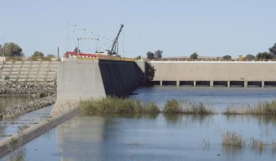 Morelos Dam