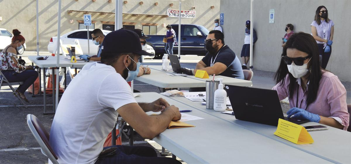 Unemployment applicants in San Luis urged to file claims at alternate sites