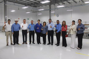 New assembly plant opens