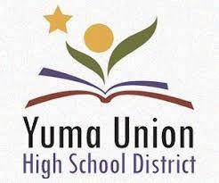 Yuma Union High School District logo