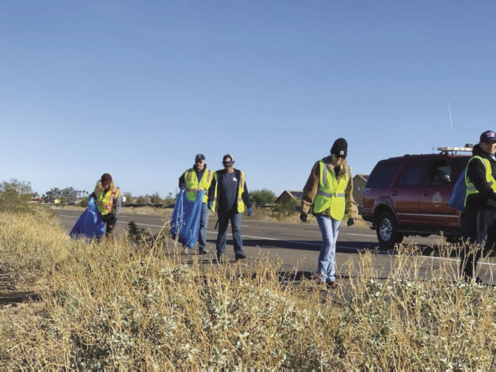 Cleaning up the David Irr Memorial Freeway